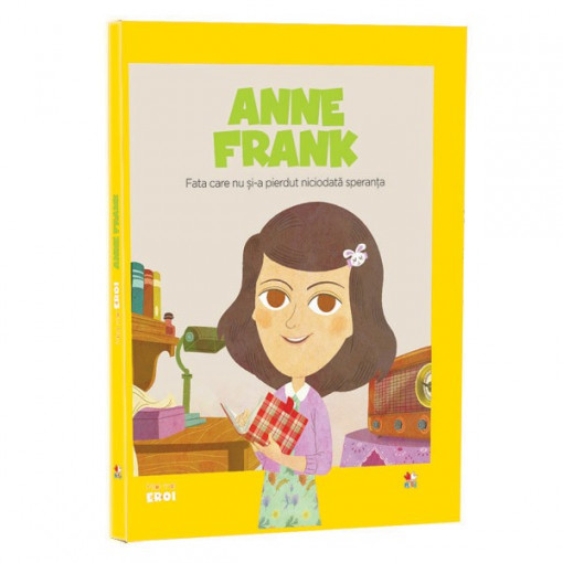 Editia Nr. 10 - Anne Frank