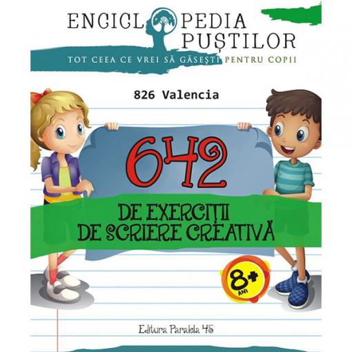 642 de exerciții de scriere creativă