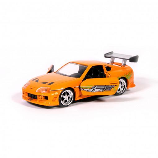 Editia nr. 04 - Brian´s Toyota Supra
