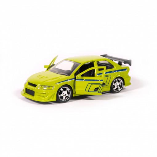 Editia nr. 09 - Mitsubishi Lancer Evolution VII (2002) (Fast&Furious)