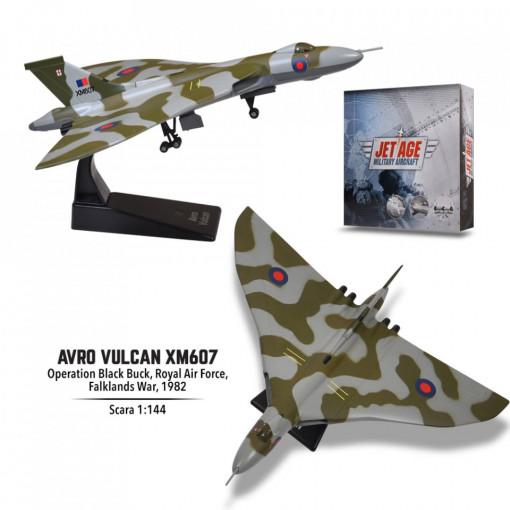 Editia nr. 2 - Avro Vulcan (Avioane Militare Jet Age)