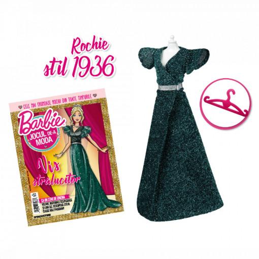 Editia nr. 29 - Rochie stil 1936 (Barbie, jocul de-a moda)