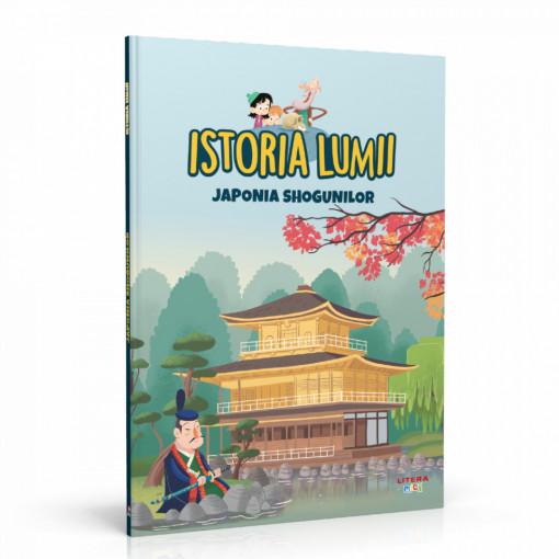 Editia nr. 30 - Japonia shogunilor (Istoria pentru copii)