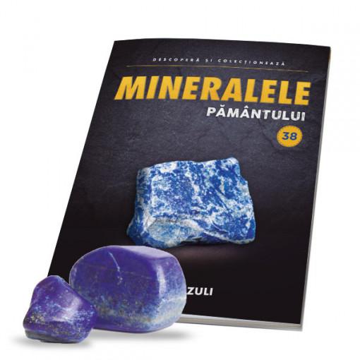 Editia nr. 38 - Lapis Lazuli (Mineralele Pamantului)
