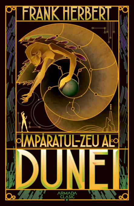 Imparatul-Zeu al Dunei (Seria Dune partea a IV-a ed. 2019)