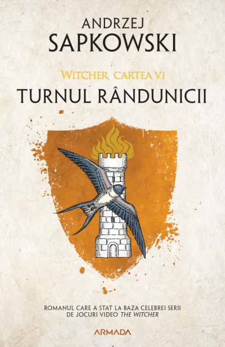 Turnul randunicii ed. 2020 (Seria Witcher partea a VI-a)
