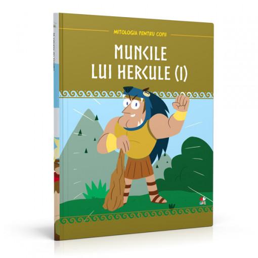 Editia nr. 03 - Muncile lui Hercule (partea I)