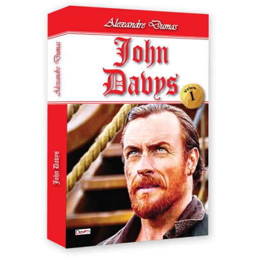 Alexandre Dumas - John Davys vol. 1