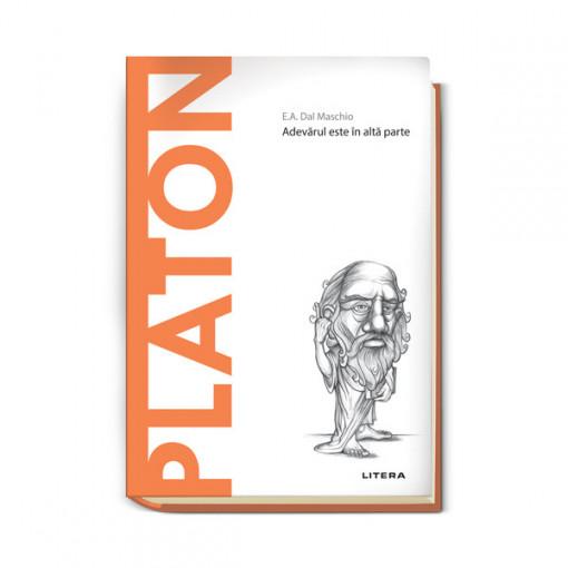Editia nr. 01 - Platon (Descopera filosofia)