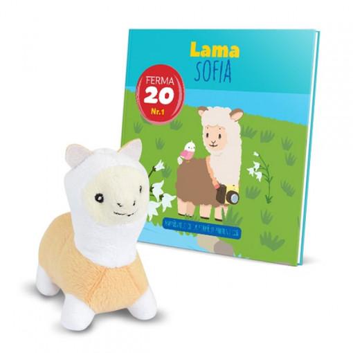 Editia nr. 05 - Lama Sofia (Animalutele de la ferma)