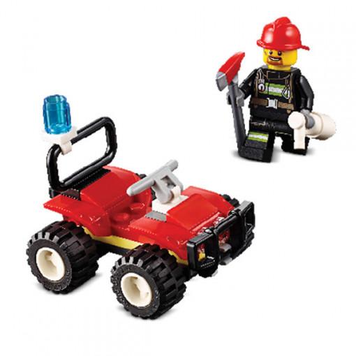 Editia nr. 06 - ATV-ul pompierilor