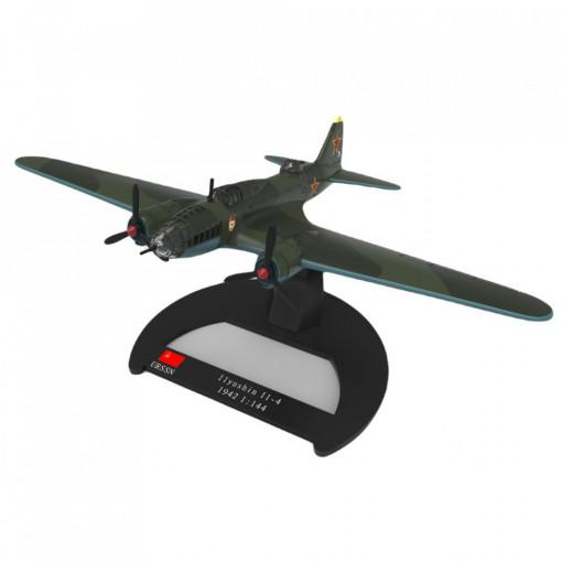 Editia nr. 07 - ILIUSȘIN IL-4 (Avioane din cel de-al Doilea Razboi Mondial)