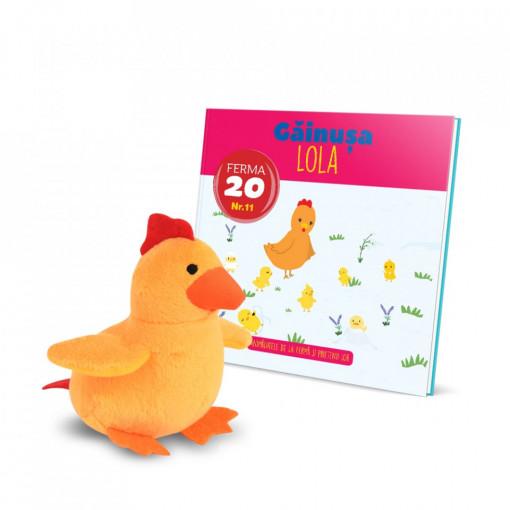 Editia nr. 11 - Gainusa Lola (Animalutele de la ferma)