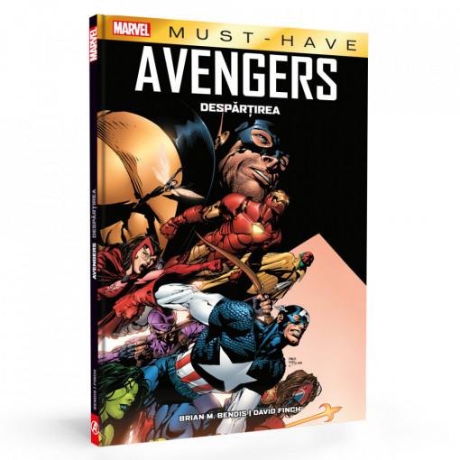 Ediția nr. 2 - Avengers (Marvel)