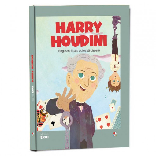 Editia nr. 41 - Harry Houdini