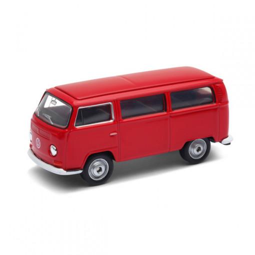 Editia nr. 45 - VW BUS 1972 (Masini de Colectie)