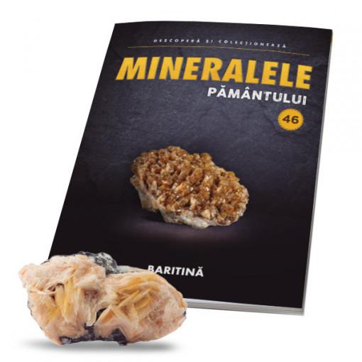 Editia nr. 46 - Baritina (Mineralele Pamantului)