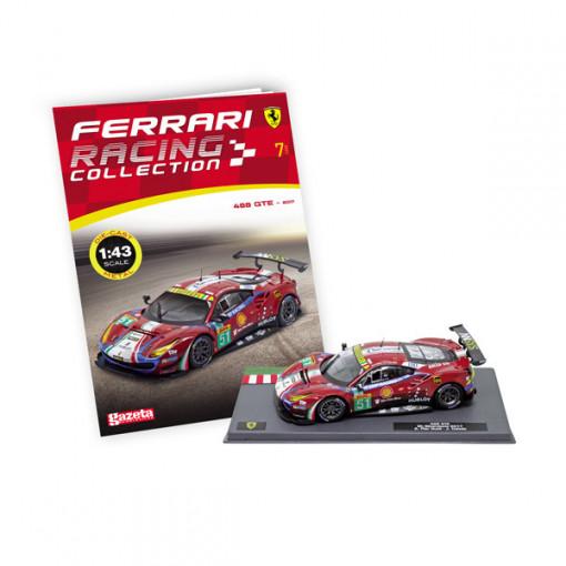 Editia nr 7 - Ferrari 488 GTE 6h Silverstone 2017 (Ferrari Racing)