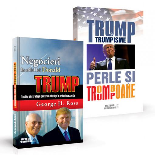 Pachet 2 carti - Donald Trump