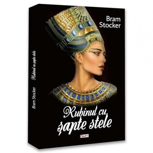 Rubinul cu sapte stele - Bram Stoker