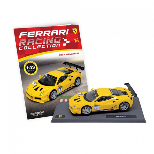 Editia 16 - 488 Challenge (Ferrari Racing)