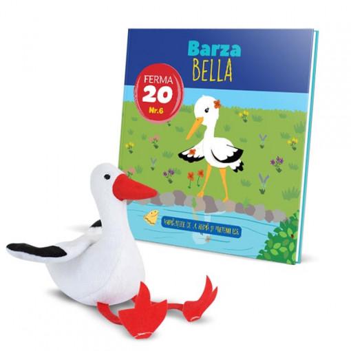 Editia nr. 06 - Barza Bella (Animalutele de la ferma)