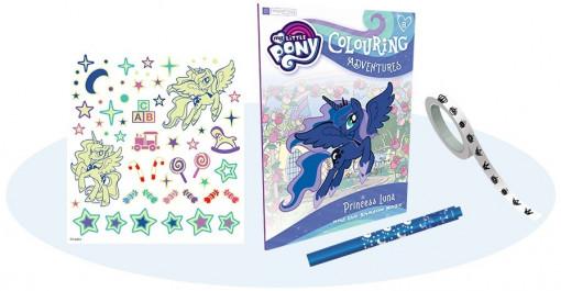 Editia nr. 08 - Princess Luna and The Shadow Magic