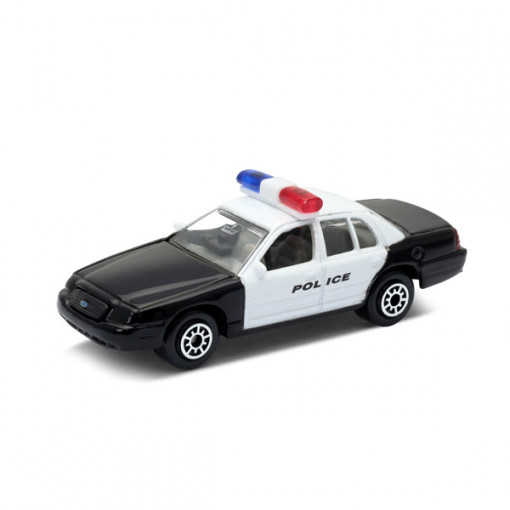 Editia nr. 41 - Ford Crown Police (Masini de Colectie)