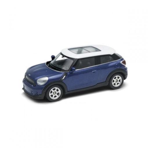 Editia nr. 59 - Mini Paceman (Masini de Colectie)
