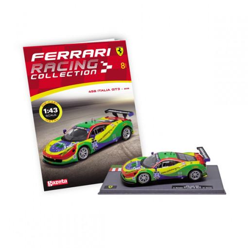 Editia nr 8 - Ferrari 458 Italia GT3 24h Daytona 2015