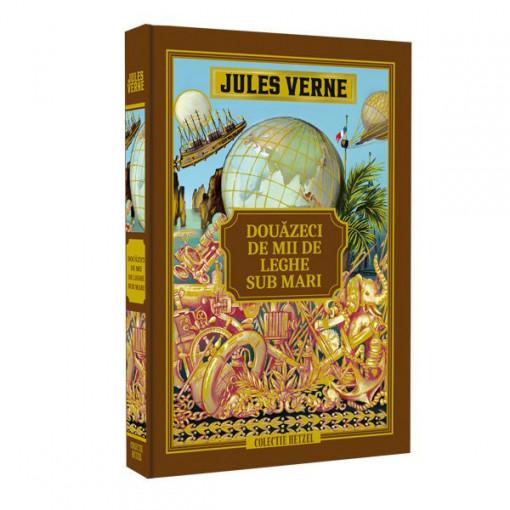 Jules Verne - Douăzeci de mii de leghe sub mări - Ediția nr. 02