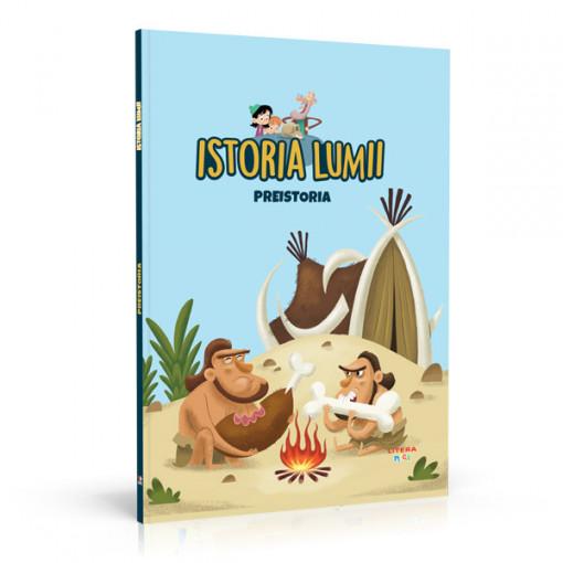 Editia nr. 01 - Preistoria (Istoria pentru copii)
