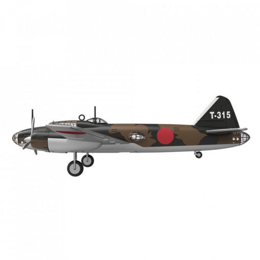 """Editia nr. 10 - Mitsubishi G4M """"BETTY"""" (Avioane din cel de-al Doilea Razboi Mondial)"""