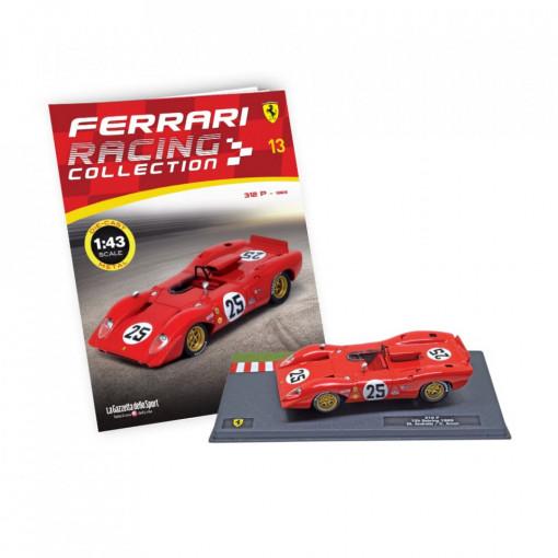 Editia nr 13 - 312 P12h Sebring 1969 (Ferrari Racing)