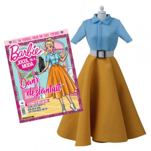 Editia nr. 14 - Rochie stil Grease anii '50 (Barbie, jocul de-a moda)