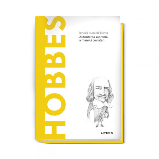 Editia nr. 24 - Hobbes (Descopera filosofia)