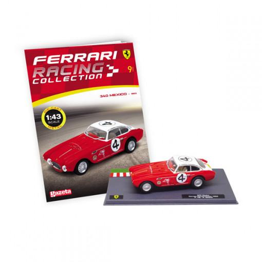 Editia nr 9 - Mexico Carrera Panamericana 1953 (Ferrari Racing)