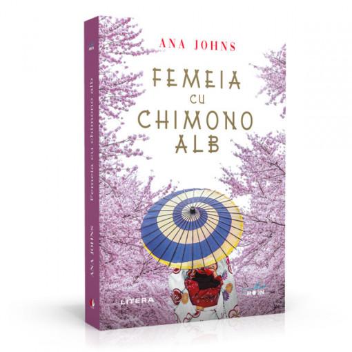 Femeia cu chimono alb - Ana Johns