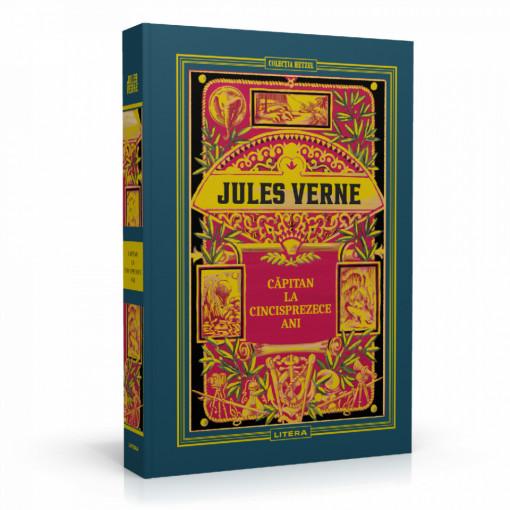 Jules Verne - Căpitan la cincisprezece ani - Ediția nr. 06