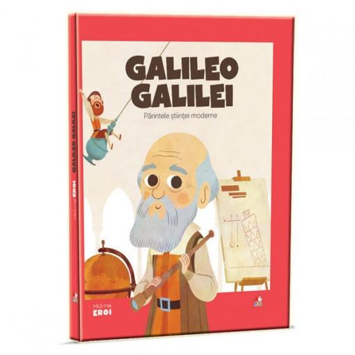 Micii mei eroi - Editia Nr. 08 - Galileo Galilei