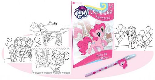 editia nr. 10 - Pinkie Pie And The Secret Treasure