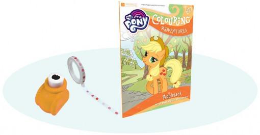 editia nr. 20 - Applejack and the Pear Princess