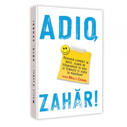 Adio Zahar! - Molly Carmel
