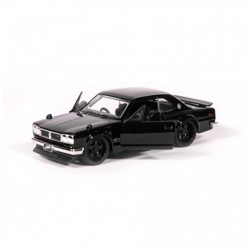 Editia nr. 06 - Brian's Nissan Skyline 2000 GT-R (Fast&Furious)