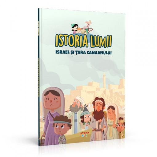 Editia nr. 07 - Israel și Țara Canaanului (Istoria pentru copii)