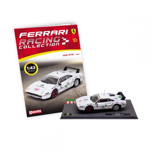 Editia nr 10 - Ferrari 308 GTB Rally Monza 1983