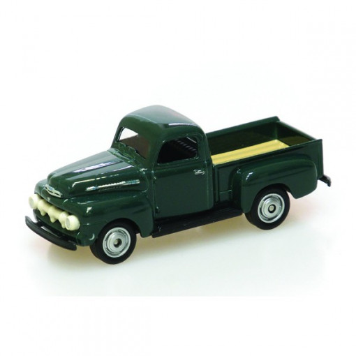 Editia nr. 10 - Ford pick up ´51 (Masini de Colectie)