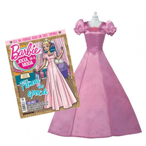 Editia nr. 19 - Rochie de seara anii '40 (Barbie, jocul de-a moda)