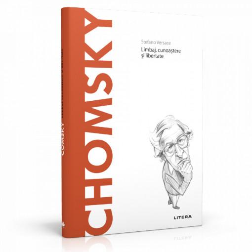 Editia nr. 44 - Noam Chomsky (Descopera filosofia)