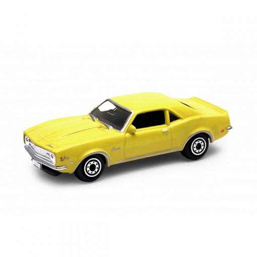 Masini de Colectie - Editia nr. 30 - Chevrolet Camaro Z28 1968